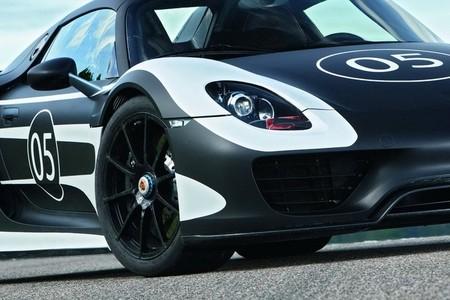 Más imágenes del Porsche 918 Spyder Plug-in
