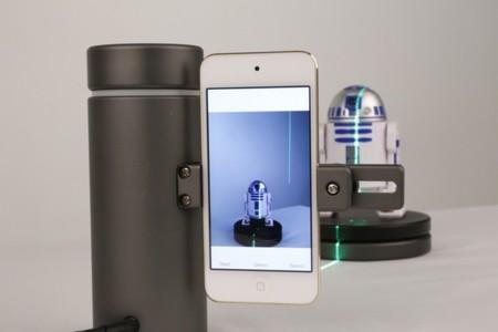 Eora 3D convierte tu móvil en un potente escáner en tres dimensiones