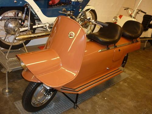 Montesa Fura, el incomprendido scooter catalán de 1958 que pudo ser y no fue