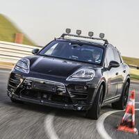 Ojo con el Porsche Macan eléctrico: promete ser el SUV cero emisiones más deportivo y mejorar la autonomía del Taycan
