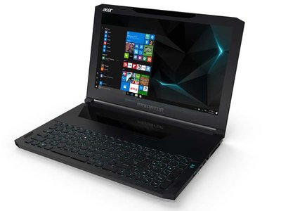 Acer renueva su línea Predator enfocada al gaming con procesadores de séptima generación