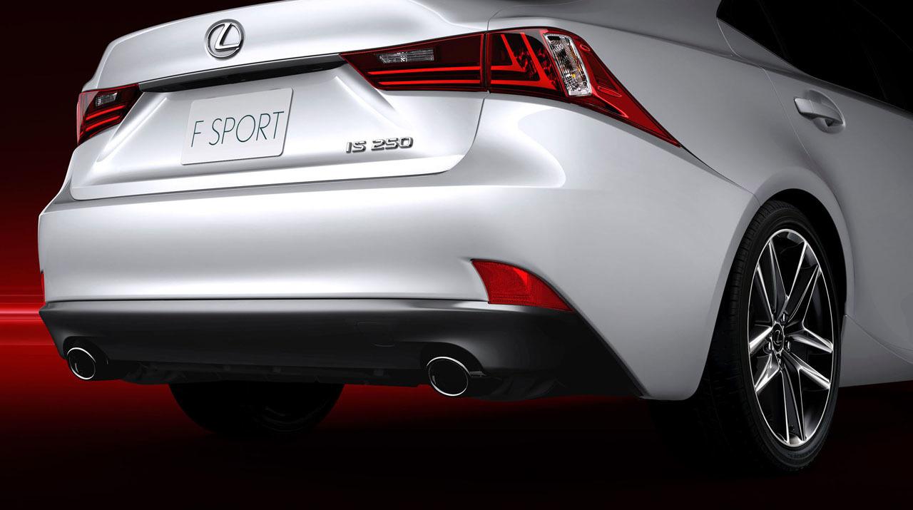 Foto de Lexus IS F Sport (2013) (10/16)