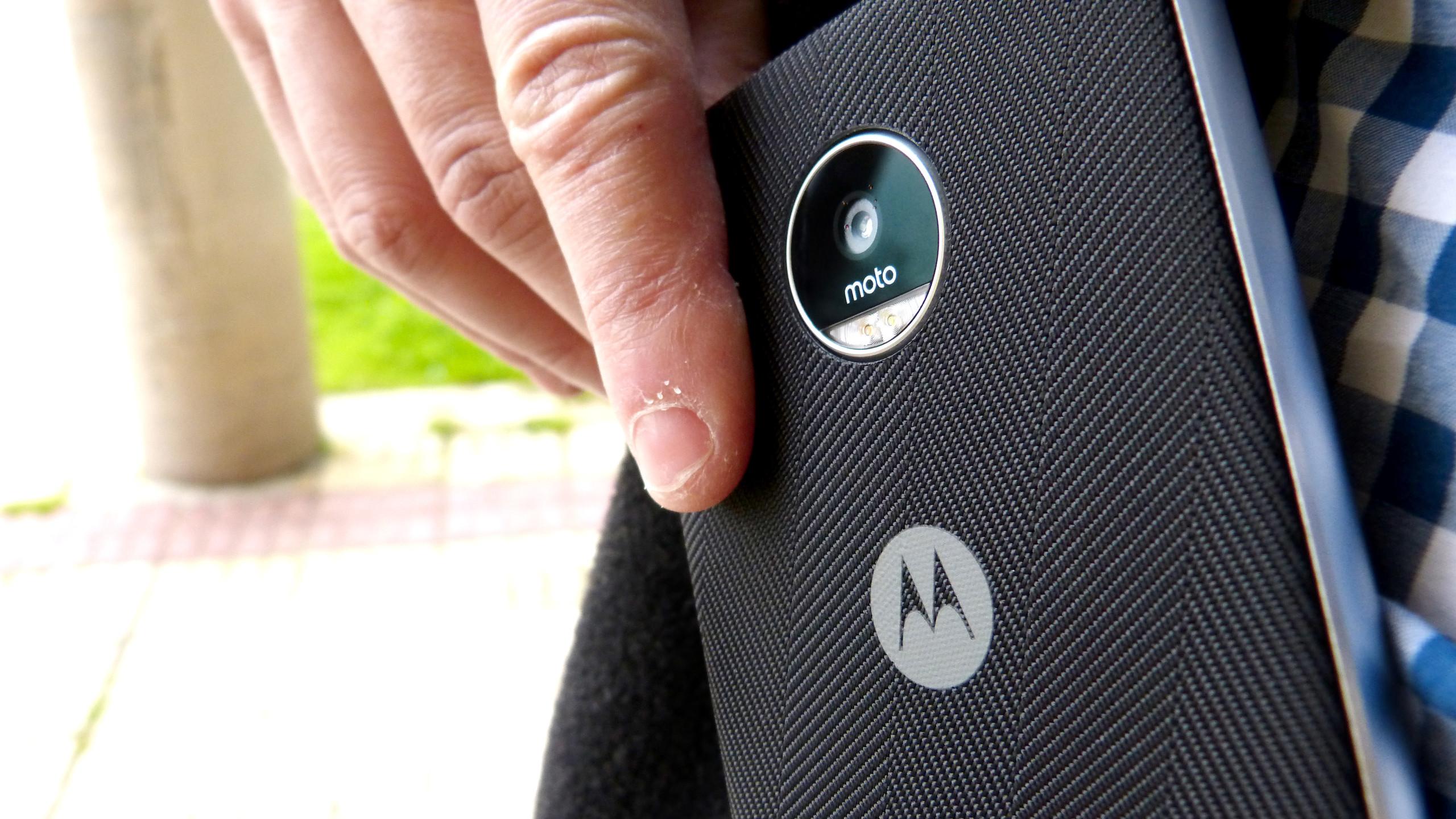 Foto de Moto Z Play, diseño (35/48)