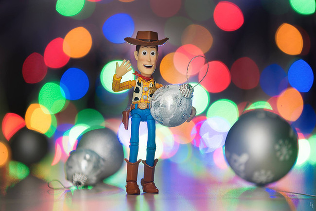 Toy Story Guic Photographies