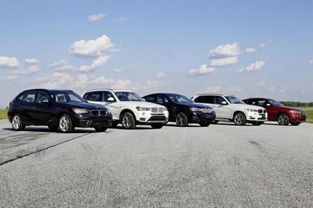 15 Anos BMW X