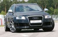 MTM Audi RS6 Avant, tonterías las justas