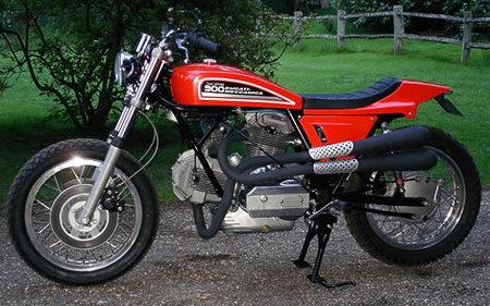 Ducati XR900 Street Tracker