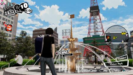 Persona 5 Strikers Avance 04