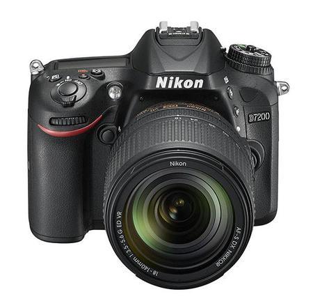 Nikon D7200, renovación de la gama DX ahora con NFC y otras novedades