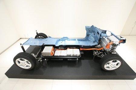 Baterías del Nissan Leaf