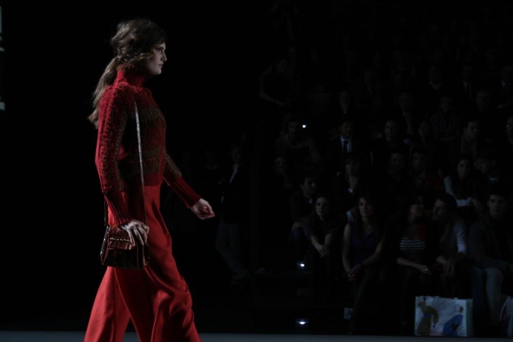 Foto de Adolfo Domínguez en la Cibeles Madrid Fashion Week Otoño-Invierno 2011/2012 (22/106)