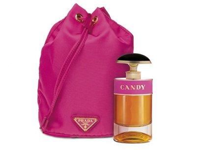 El nuevo perfume Prada Candy, en exclusiva en Madrid para la Fashion's Night Out