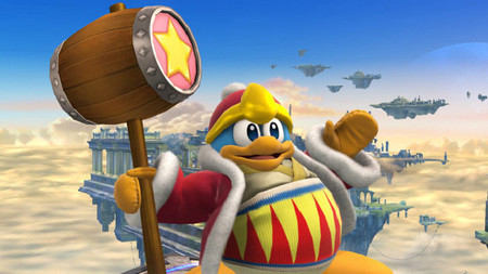 King Dedede llega a Super Smash Bros. para Wii U y 3DS