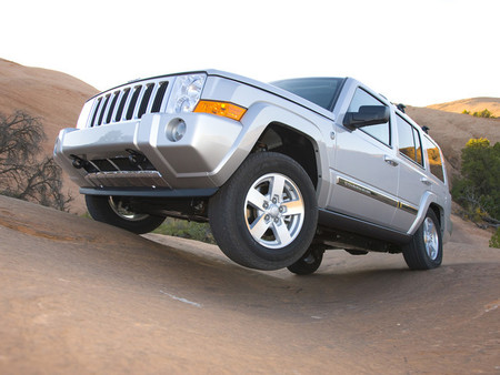 Jeep Commander (XK)