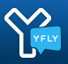 Yfly, red social de celebridades y adolescentes