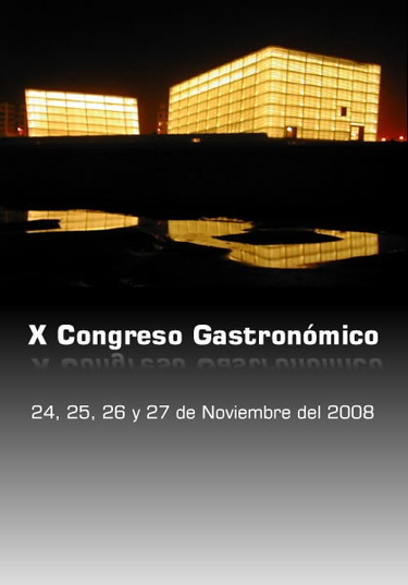 X Congreso Lo Mejor de la Gastronomía
