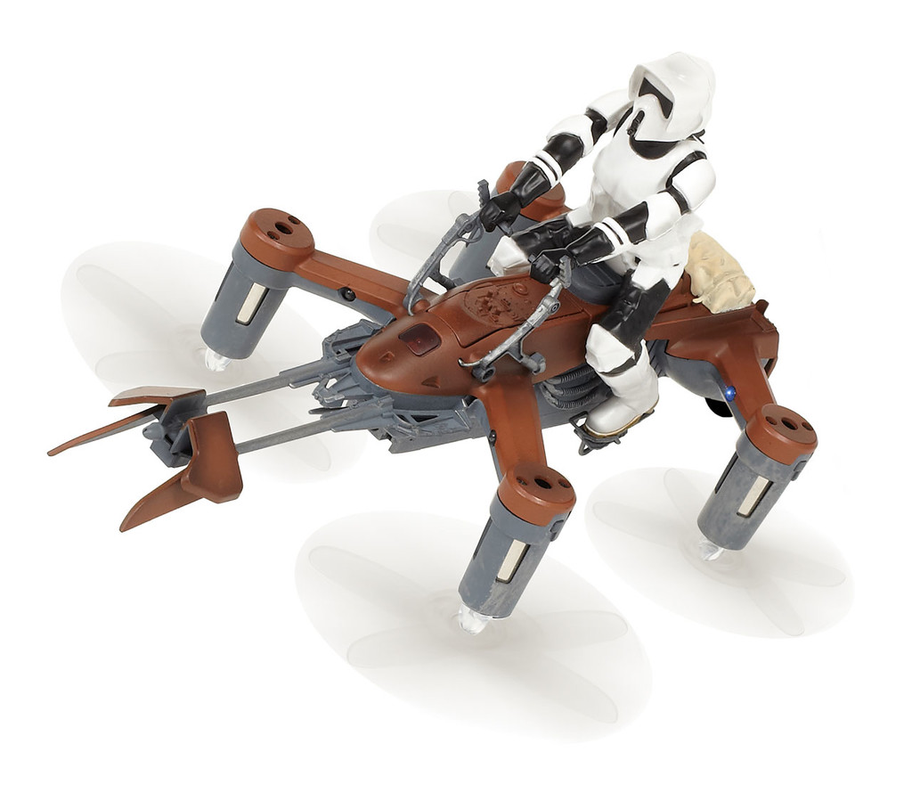 Propel Star Wars Dron Speedbike