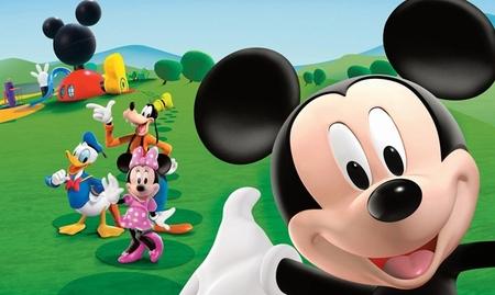 La tele que educa: 'La casa de Mickey Mouse'