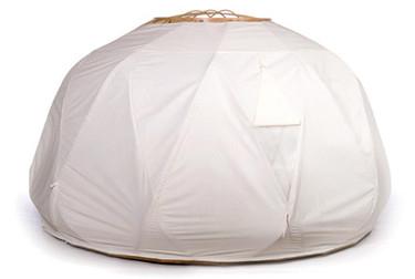 The Nomad Yurt,un oasis de tranquilidad