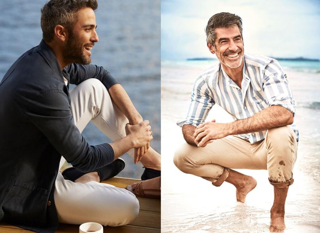 Rebajas en Cortefiel con hasta el 60% de descuento para ahorrar en pantalones, camisas o chaquetas para hombre