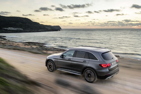Mercedes Benz Glc 2020 7