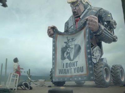 M.A.M.O.N.: el hilarante corto que plantea una épica batalla entre mexicanos y Trump