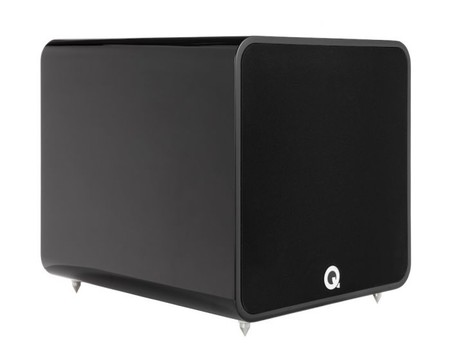 Q Acoustics presenta nuevo subwoofer de 12 pulgadas para los amantes del cine en casa