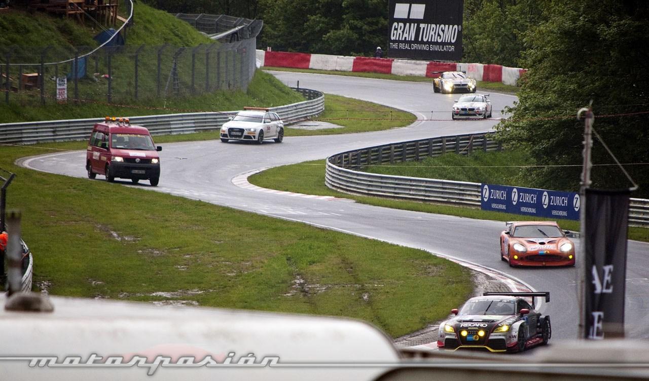 Foto de La increíble experiencia de las 24 Horas de Nürburgring (105/114)