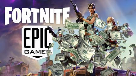 Fortnite ayuda a Epic Games a aumentar su valor hasta los 15 000 millones de dólares