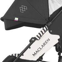 Esta silla de paseo plegable tipo paraguas Maclaren pesa poco, ocupa poco espacio y está rebajadísima en Amazon