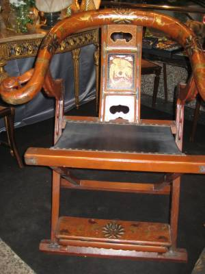 silla- asiática