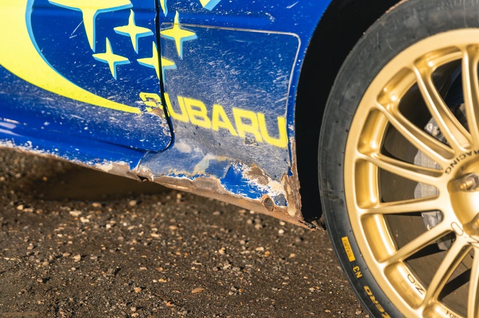 Foto de El Subaru Impreza WRC más caro en la historia (4/17)
