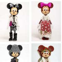 Minnie Mouse celebra los 80 años más joven que nunca