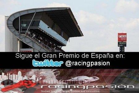 GP de España 2010: Sigue en directo la carrera a través del twitter de Racingpasión