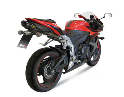 Disponible un nuevo escape para la Honda CBR 600 RR
