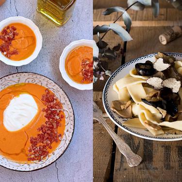 Paseo por la gastronomía de la red: recetas para sobrellevar mejor el calor del verano