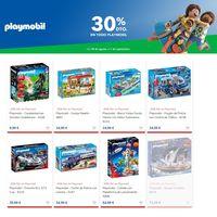 Toys 'r us nos ofrece un 30% de descuento en decenas de sets de Playmobil