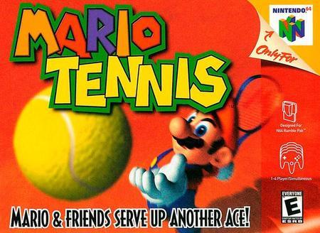 Mario Tenis2