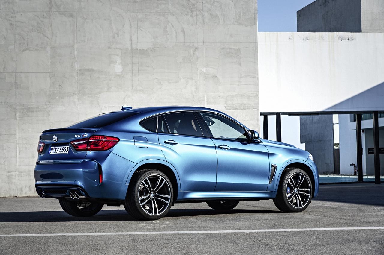 Foto de BMW X5 M y X6 M (2015) (21/22)