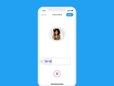 Twitter prueba los mensajes de voz en los mensajes directos