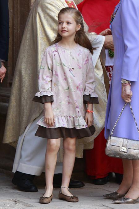 infanta Leonor, futura Princesa de Asturias
