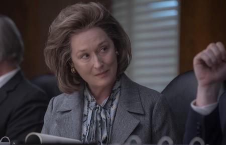 Meryl Streep amplía el potente reparto femenino de la segunda temporada de 'Big Little Lies'