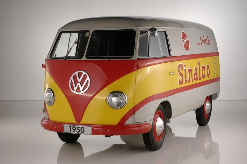 60 años del Volkswagen Bully