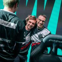 G2 destroza a Fnatic en la partida más rápida de la historia de Europa