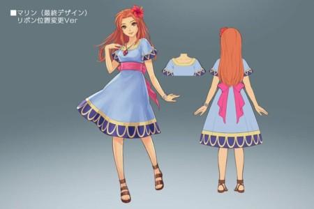 Marin, de Link's Awakening, será una de las futuras incorporaciones en Hyrule Warriors