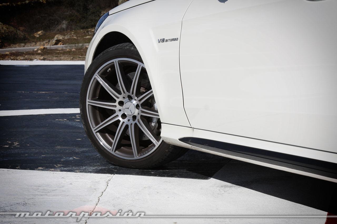 Foto de Mercedes-AMG E 63 4Matic (prueba) (23/42)