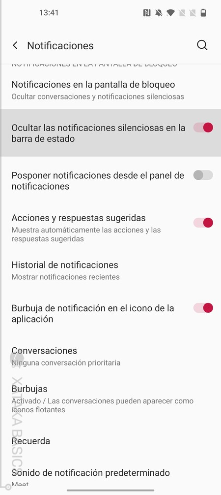 Quita Notificaciones De La Barra De Estado