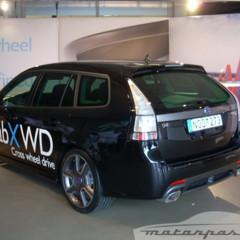 Foto 10 de 20 de la galería saab-9-3-xwd-aero-y-turbo-x-presentacion en Motorpasión