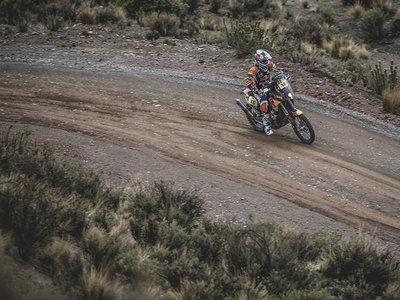 La novena etapa del Dakar cancelada. Sam Sunderland se acerca a la victoria