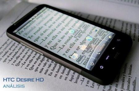 HTC Desire HD, análisis (I)